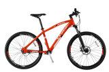 新しい普及したスポーツのバイクか鎖のない伝達山の自転車
