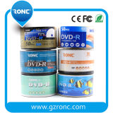 Hochleistungs--Audiomedia 4.7GB DVD bedruckbar