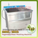 Тип густолиственный овощ шайбы Fruits машина чистки с озоном Wasc-10