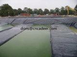 HDPEの防水膜、ごみ処理はさみ金