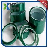 0.06 Dikke Groene Band van het Huisdier van de Plakband van het Silicone van de Polyester