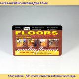0,5 mm Dicke Plastikkarten mit vollen Farben für Werbekarte