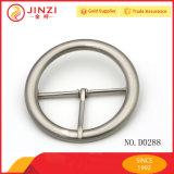Boucle de courroie faite sur commande ronde en métal 100 de type neuf