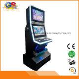 Торговый автомат роскошного Jammer Novomatic вершины Марио видео- играя в азартные игры с ключами шкафа