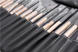 Verfassungs-Pinsel-Set-Installationssatz des professionellen hölzernen Griff-18PCS kosmetischer mit schwarzem Kasten