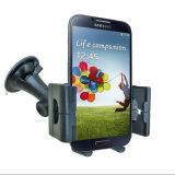 360 tourner le support de téléphone de véhicule de stand de support de support de pare-brise d'aspiration