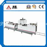 China-bester automatischer Film-lamellierende Maschine für Wasser-Unterseite, Glueless Film und thermischen Film mit Kettenmesser