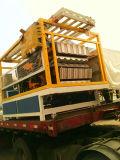 PVC/ASA glasig-glänzende Dach-Fliese-Strangpresßling-Zeile