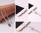 Магнитный кабель USB Micro, магнитный кабель освещения приспособленный на iPhone 5, 6, 7, Samsung, Huawei, Meizi, Xiaomi, телефон Android etc