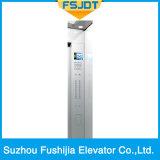 Ascenseur de passager à petite salle de machines avec système de contrôle Monarch