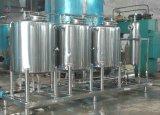 El tanque modificado para requisitos particulares industrial de la preservación del calor del almacenaje del envase del agua del acero inoxidable