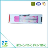 Cadre de empaquetage en verre d'imprimerie de papier de fente faite sur commande de carton