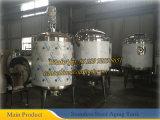 1000liter 1t a isolé le réservoir de mélange Non-Isolé par réservoir de mélange