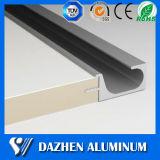 Kundenspezifisches Tür-Fach-Griff-Aluminiumaluminiumprofil mit anodisiert