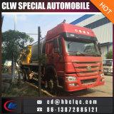 6X4 Verzegelende Vrachtwagen van de Spaander van de Vrachtwagen van de Verzegelaar van de Spaander van het Asfalt HOWO de Synchrone