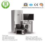 Hoja de aluminio revestida del color de los aparatos electrodomésticos