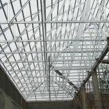 가벼운 강철 프레임 지붕 Truss 장식 못 궤도 기계