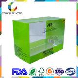 Boîte en plastique claire diaphane d'approvisionnement professionnel pour les produits électroniques
