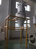 PVC que calienta la cadena de producción de enfriamiento horizontal del mezclador