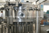 Bebida carbonatada vendedora caliente máquina que capsula de relleno que se lava 3 In1