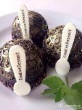 Chocolate colorido delicioso de la historieta para el día de tarjeta del día de San Valentín