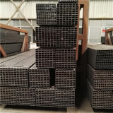 ASTM A36/ASTM A500 GR. uma tubulação de aço quadrada com superfície do petróleo