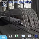 Runde/polygonale Q235 Straßenbeleuchtung Pole (BDP-LD1s0) des Stahl-6/8/11m