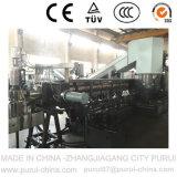 granulador plástico 150kg/H para el plástico que recicla la granulación (PP+TPE)