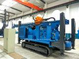 Plataforma de perforación del receptor de papel de agua del martillo de la correa eslabonada DTH (HJG-W830)