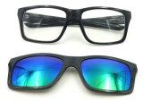 Los vidrios magnéticos del nuevo diseño F17895 polarizaron el clip de los vidrios ópticos de la lente encendido
