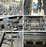 Máquina de Bolso-Fabricación plástica del lacre arqueado