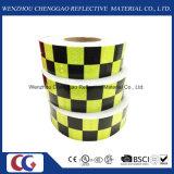 Лента видности черной/зеленой конструкции решетки отражательная (C3500-G)