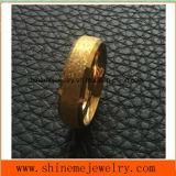 Ring Van uitstekende kwaliteit van de Juwelen van het Zand van het Broodje van Jewley van het Lichaam van Shineme de Goud Geplateerde (SSR2793)