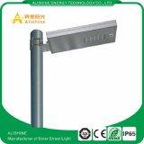 Una garanzia tutta da 3 anni in un indicatore luminoso di via solare del sensore di movimento LED con Ce RoHS IP65
