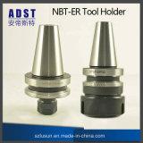 Цыпленок Collet держателя инструмента вспомогательного оборудования CNC Nbt-Er для машины CNC