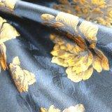 美しいシャクヤクのジャカード、高級なライニングのための普及したポリエステルジャカード