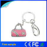 형식 선물 보석 수정같은 여자 핸드백 USB 섬광 드라이브 Jj232
