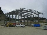 Одиночной Pre-Проектированные пядью здания стальной рамки