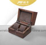 상한 MDF 호화스러운 장방형 시계 포장 선물 상자