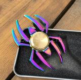 De nieuwe Kleurrijke Vorm van de Spin friemelt de Spinners van het Metaal van Spinners