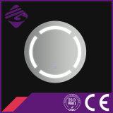 El vidrio redondo más nuevo de la pieza central del espejo del diseño LED del cuarto de baño Jnh203
