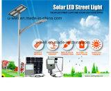 Venda quente Shenzhen Luz de rua solar do diodo emissor de luz do Ce com potência 20W