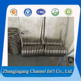 Tubo de acero de la bobina / Tubo de acero inoxidable para Muebles