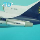 B727-200 1:100 47cm 정기 여객기 수지 모형 비행기