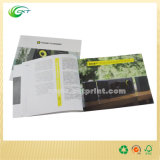Impresión de papel para el folleto, folleto, revista (CKT-BK-394)