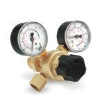 Il contatore del calibro delle parti del regolatore dell'ossigeno parte lo schema