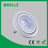 15W nuevo proyector AR111 de la MAZORCA LED con GU10/G53