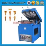 Máquina caliente del fabricante de la galleta del cono de helado de la venta