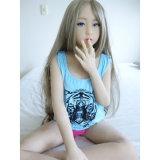 128cm reale Geschlechts-Puppen mit der MetallSkeleton oralen Vagina anal
