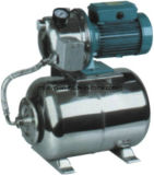 Impulsor de bronze com sistema elétrico Jet100L-100ltank do impulsionador da água do impulsor do aço inoxidável